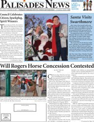 Will Rogers Horse Concession Contested