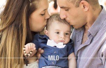 Milo - Bautismo