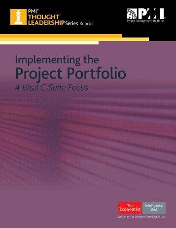 Project Portfolio