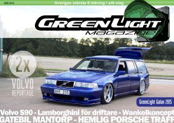 GreenLight Magazine #8 - 2015