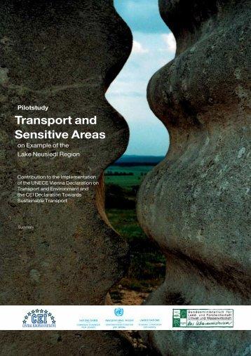 Sensitive Area