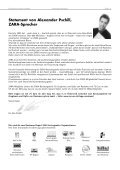Rassismus Report 2003 - Zara - Seite 5