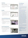 Trimble Business Center Office Software - Page 3