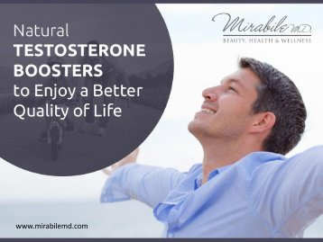 Hormone Replacement in Kansas City to Treat Low Testosterone
