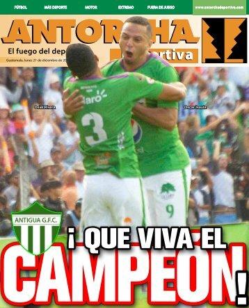 Antorcha Deportiva 191
