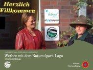 Nationalpark eV - Tausend Seen Forum