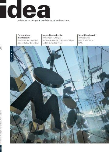 IDEA 6-2015 Fonctionnalité innovante - Tonic II