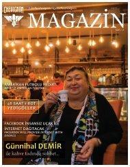 Coffee Chevignon Magazin Sayı 2