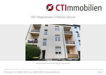 1001 Möglichkeiten in Mülheim-Styrum