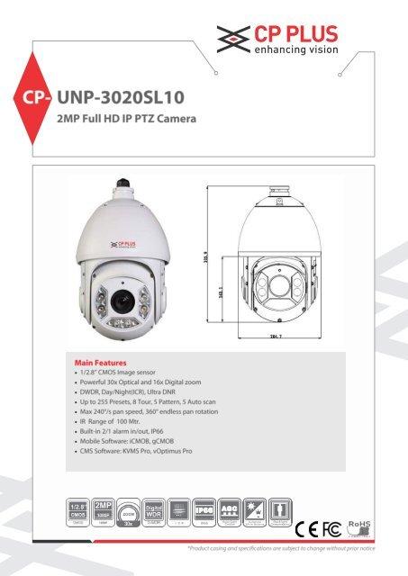CP-UNP-3020SL10