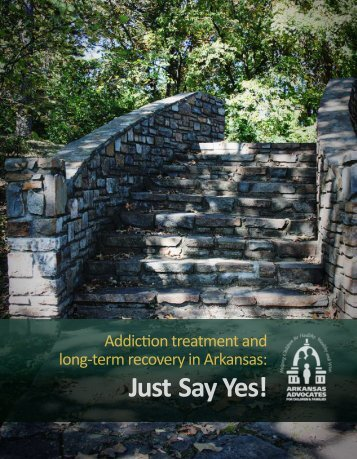 Just Say Yes! - Arkansas Advocates for Children and Families