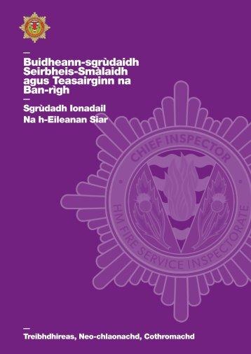 Buidheann-sgrùdaidh Seirbheis-Smàlaidh agus Teasairginn na Ban-rìgh