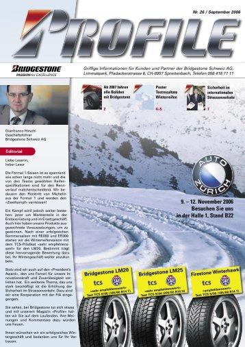 Profile - Nr. 26 / September 2006