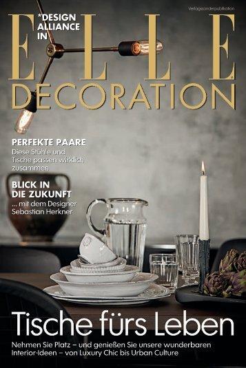 Designalliance in ELLE Decoration