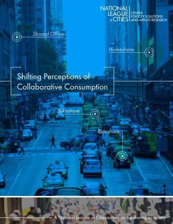 Shifting Perceptions of Collaborative Consumption