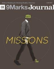 9Marks-Journal-Fall-2015