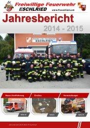 Jahresbericht 2015
