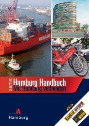 2010/2011 Hamburg Handbuch - Telefonbuchshop
