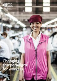 Changing the paradigm for workers