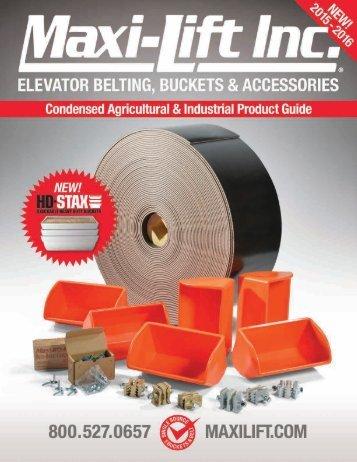 Download PDF Catalog - Maxi-Lift Inc.