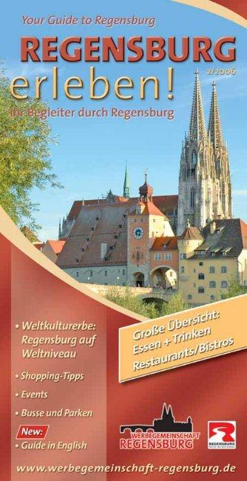 in Regensburg... - PR-Faust