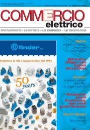 Vetrina Automatismi 'Telecontrollo remoto di automatismi' - Commercio Elettrico n. 7 - Luglio Agosto 2004 - Anno 31