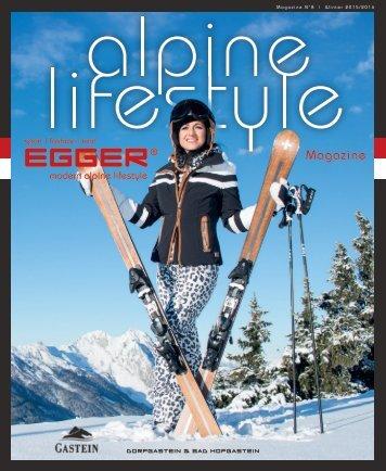 Sport Egger Gastein - Winterkatalog - Skisport & Alpine Lifestyle