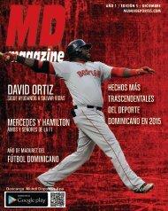 MD Magazine Diciembre