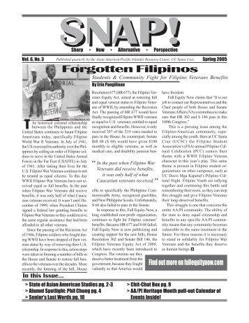 Fall Newsletter 8.5 x 11 - For www2 - University of California, Santa ...