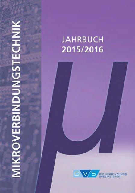 Jahrbuch Mirkoverbindungstechnik_Leseprobe