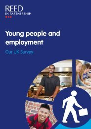 Young people and employment