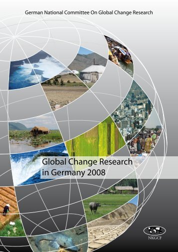 Global Change Research in Germany 2008 - ICCIP the International ...