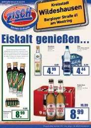Zisch Angebote KW02/2016 - Wildeshausen