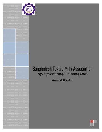 Bangladesh Textile Mills Association - (BTMA) is