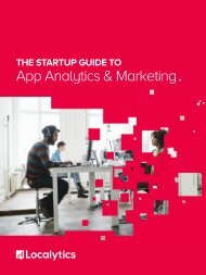 App Analytics & Marketing