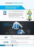 Sioen professionelle Schutzbekleidung - Deutsch - Page 6