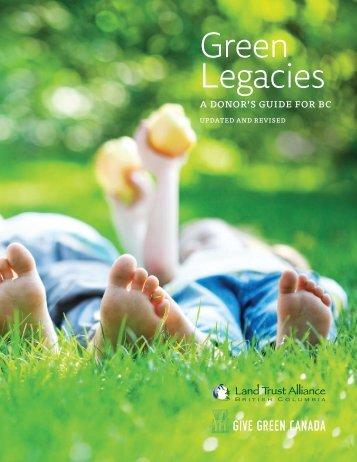 Green Legacies