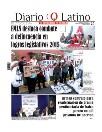Edición 22 de Diciembre de 2015