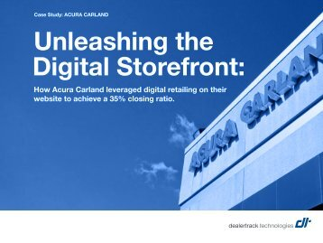 Unleashing the Digital Storefront