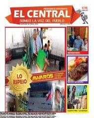 #EL CENTRAL DICIEMBRE 2015