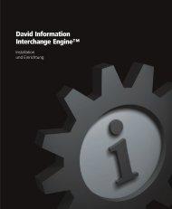 David Information Interchange Engine - ITwelzel.biz