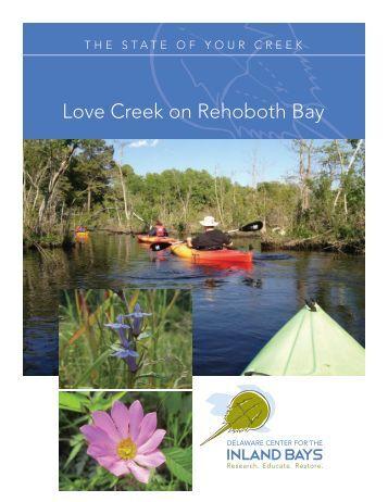 Love Creek on Rehoboth Bay
