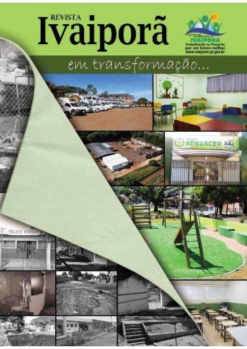Revista Ivaiporã em transformação