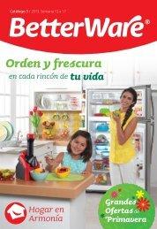 Catálogo de productos 03 / 2015