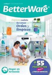 Catálogo de productos 07 / 2015