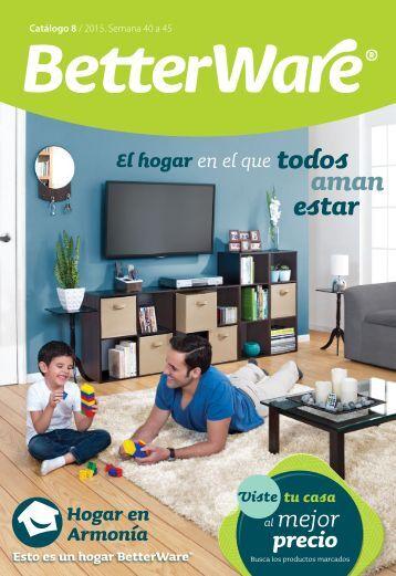 Catálogo de productos 08 / 2015