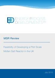 MSR Review