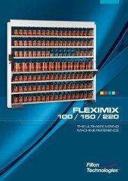 fleximix 100/150/220 - Fillon Technologies
