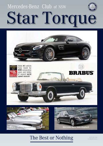 Star Torque - Edition 242 - Summer 2015 FINAL