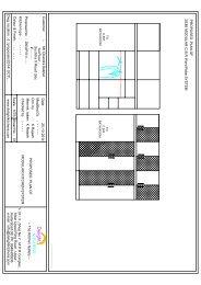 2D C.B.R Ward Robe Plan